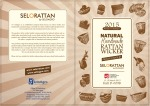 brosur selorattan seloagro rattan wicker basket supplies